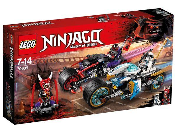Lego Ninjago 70639 Straßenrennen Des Schlangenjaguars Von Lidl