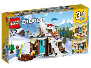 LEGO® City 31080  Modulares Wintersportparadies
