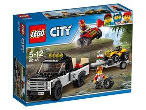 LEGO® City 60148 Quad Rennteam
