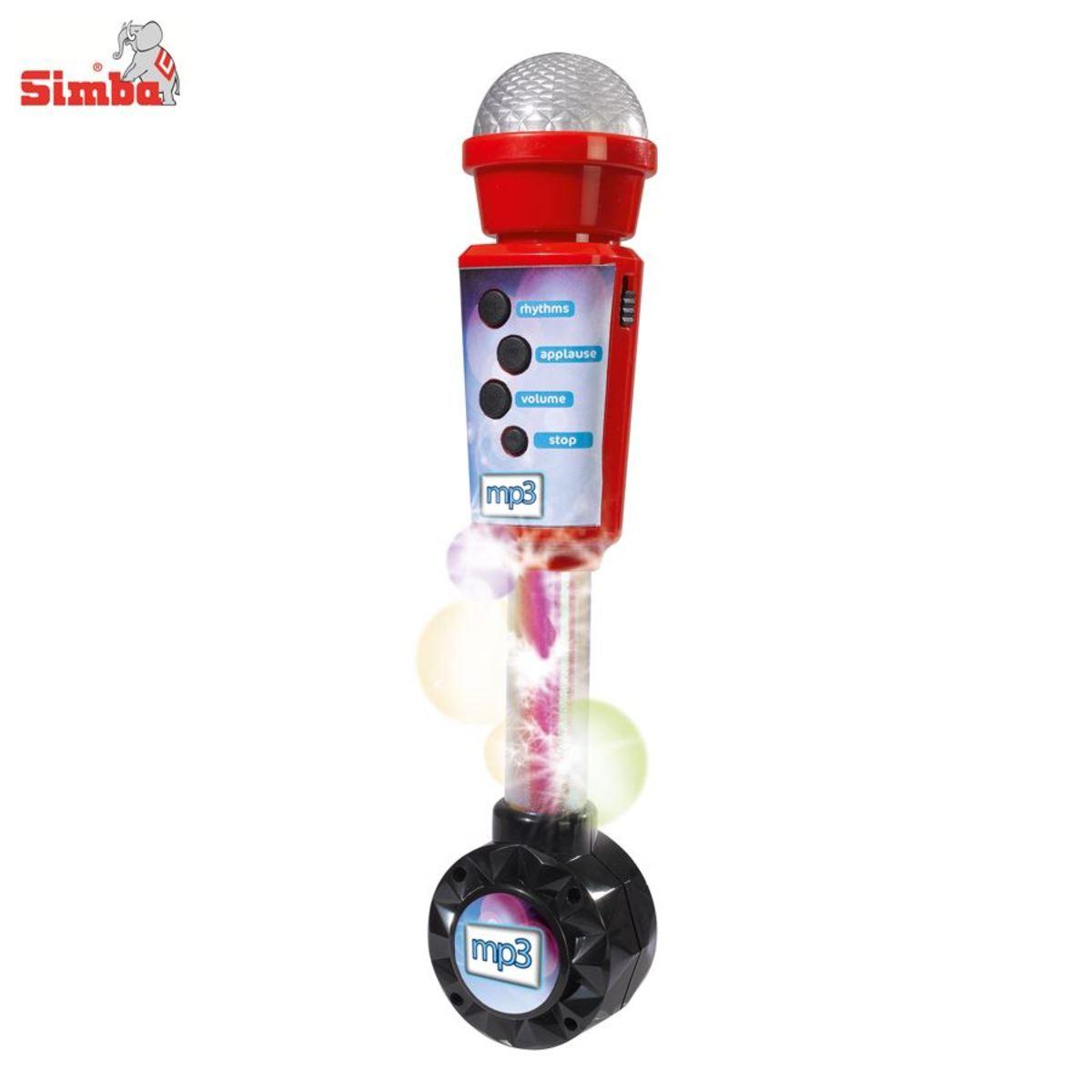 Bild 1 von Simba My Music World I-Single-Mikrofon