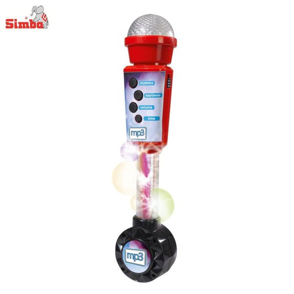 Simba My Music World I-Single-Mikrofon