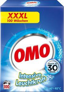 Omo Universalwaschmittel Pulver, 100 Waschladungen