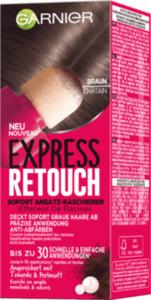 Express Retouch  Sofort Ansatz-Kaschierer Braun