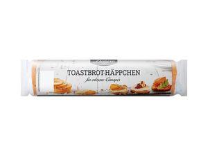 Toastbrot-Häppchen