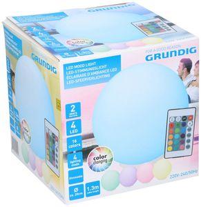 GRUNDIG LED Stimmungslicht - Mood LED, 15 verschiedene Farben