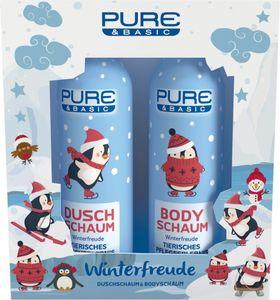 Pure & Basic Geschenkset Winterfreude, 400 ml