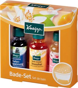 Kneipp Badeset Geschenkeset, 60 ml
