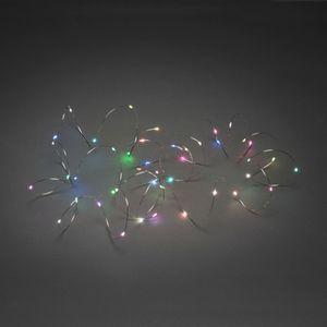 Konstsmide Micro LED Lichterkette mit Farbwechsel