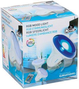 GRUNDIG LED Stimmungslicht - Mooded LED ca.16 x 15,5cm, Farbwechsel