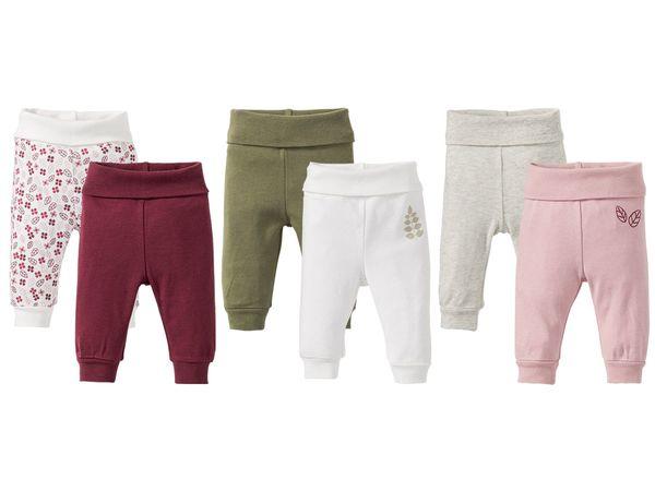 authentische Qualität Website für Rabatt neuer Lebensstil LUPILU® PURE COLLECTION 2 Baby Mädchen Schlupfhosen