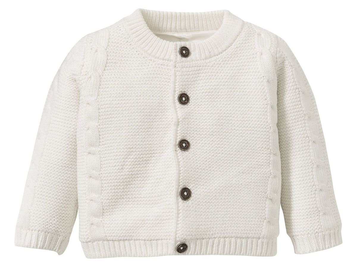 Bild 5 von LUPILU® PURE COLLECTION Baby Jungen Strickjacke