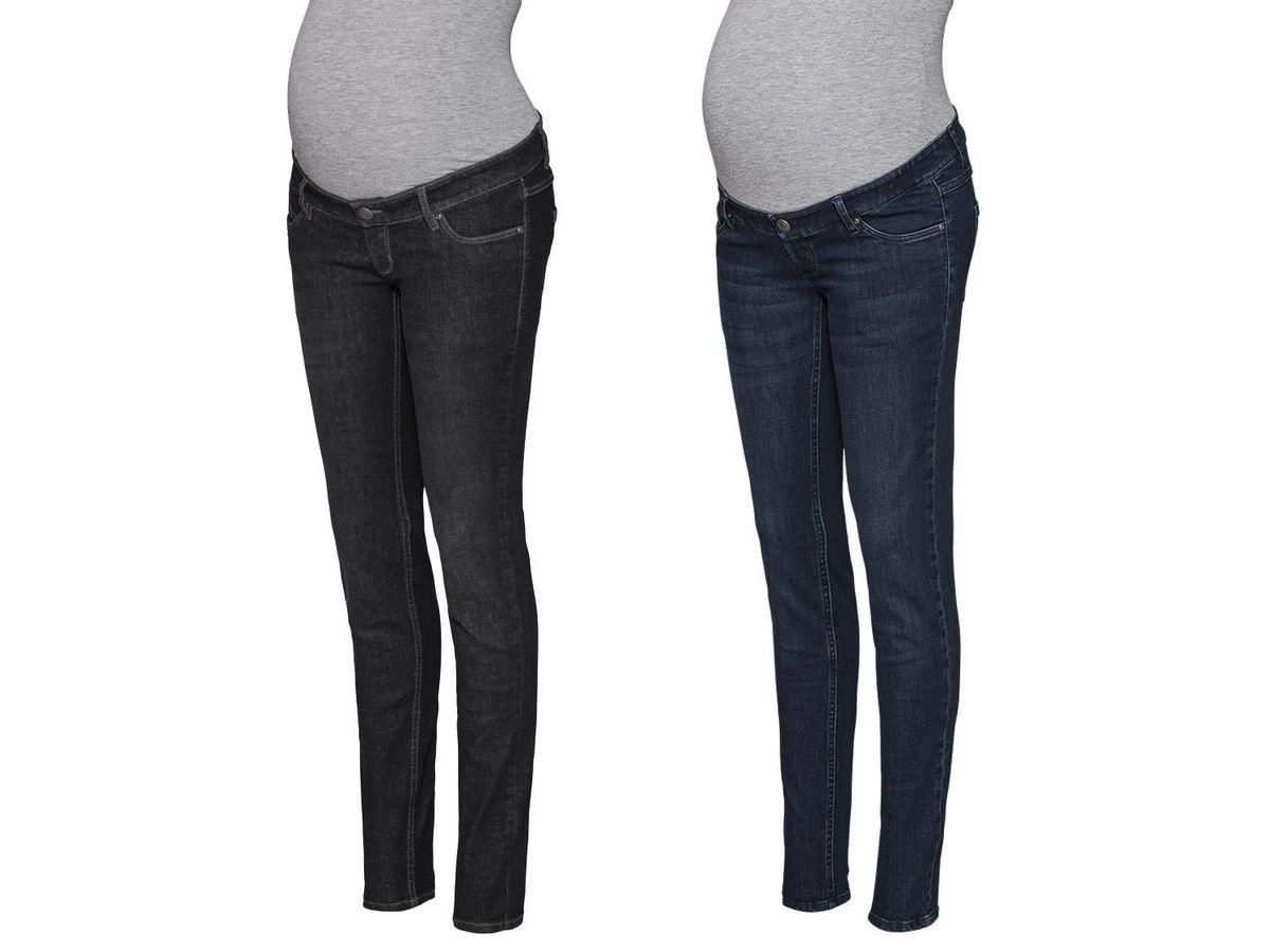 Bild 1 von ESMARA® Damen Umstands-Jeans