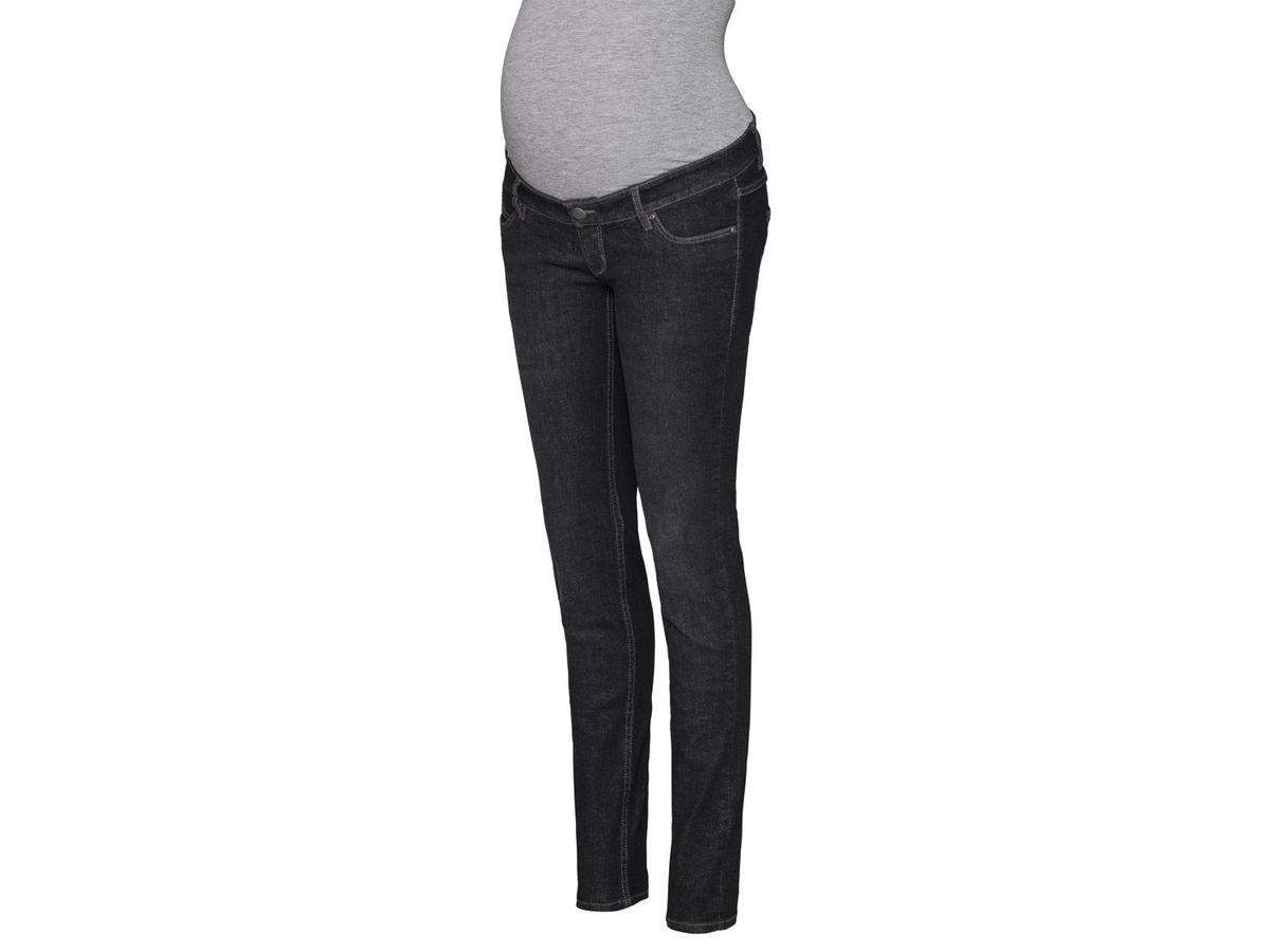 Bild 4 von ESMARA® Damen Umstands-Jeans