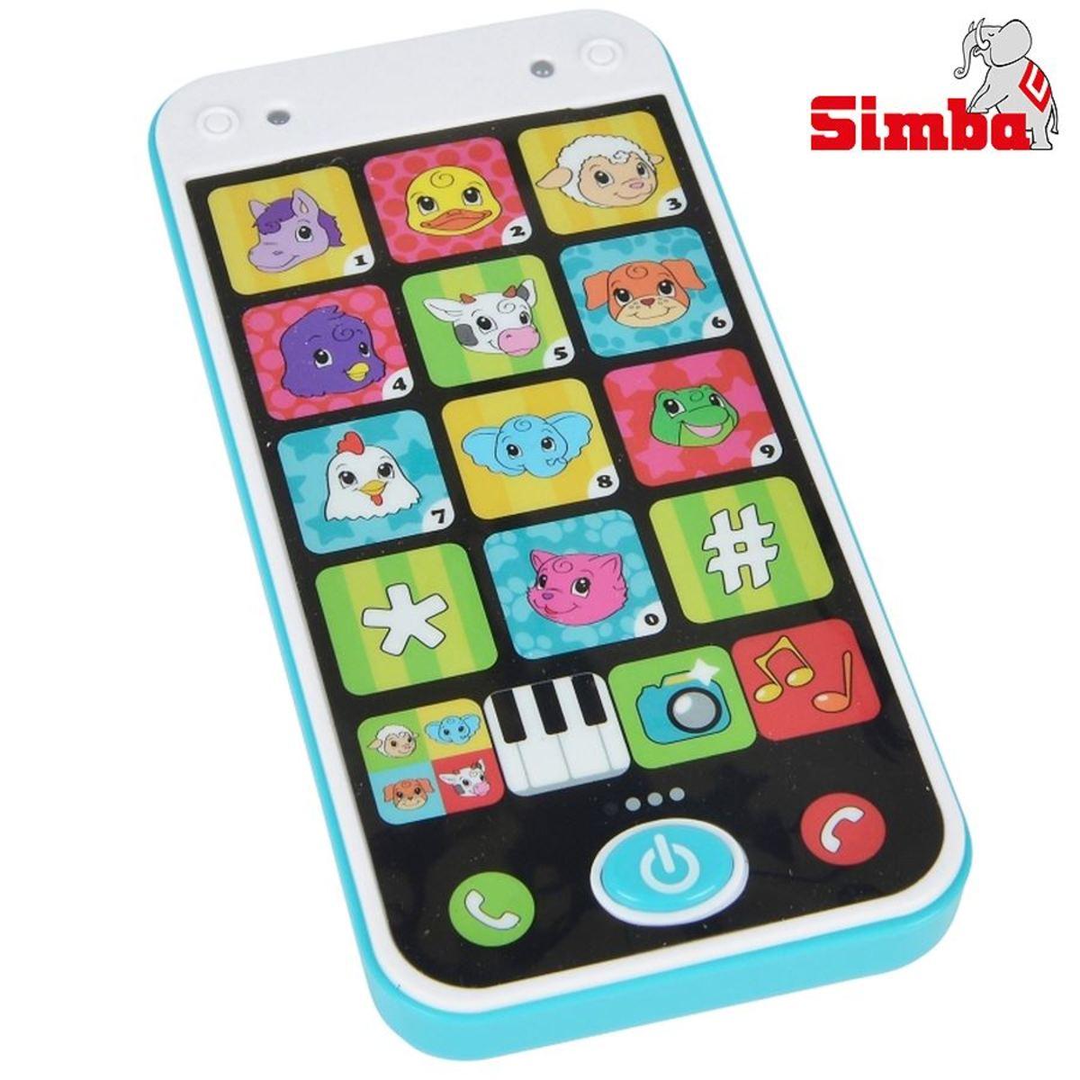 Bild 1 von Simba ABC Mein erstes Smartphone
