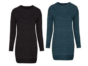 ESMARA® Damen Pulloverkleid