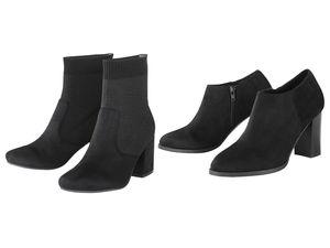 ESMARA® Damen Ankle Boots/Stiefeletten