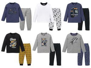 LUPILU® 2 Kleinkinder Jungen Pyjamas