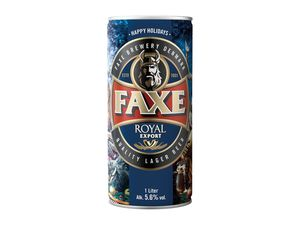 Faxe Royal Export Quality Lager Beer