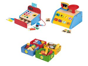 PLAYTIVE® JUNIOR Kaufladensortiment