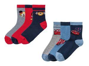 Kleinkinder Jungen 3 Paar Socken
