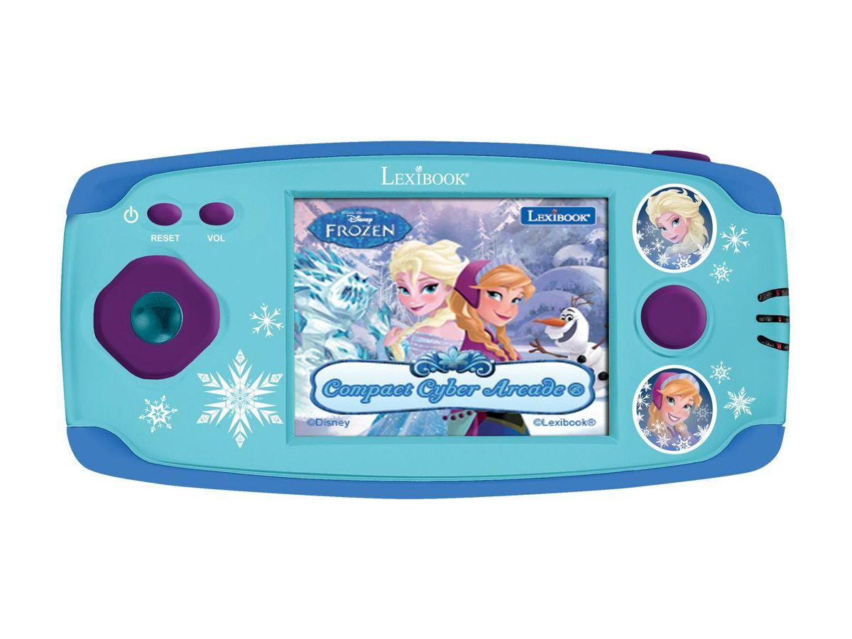 Bild 3 von LEXIBOOK LCD-Spielekonsole mit 150 Spielen