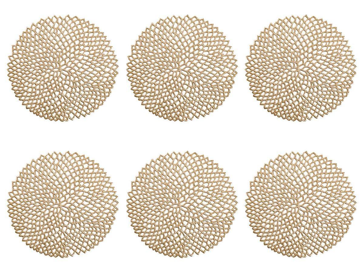 Bild 3 von Zeller Platzset Cut out 41 cm, 6-teilig