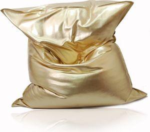 "KINZLER Riesen-Sitzsack ""Nugget"", gold"