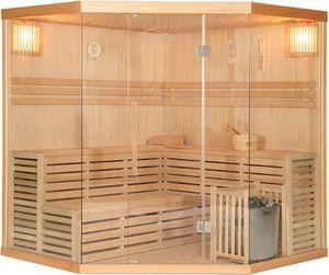 Home Deluxe 2982 Skyline XL BIG Sauna, inkl. 8 kW Saunaofen