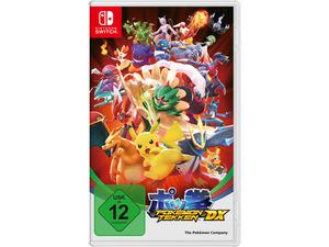 Pokémon Tekken DX (Nintendo Switch)
