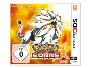 Nintendo 3DS Pokémon Sonne