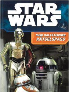 Star Wars - Mein galaktischer Rätselspaß