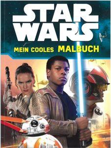Star Wars - Mein cooles Malbuch
