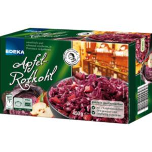 EDEKA Apfel-Rotkohl