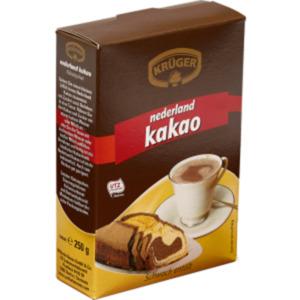 Krüger nederland kakao