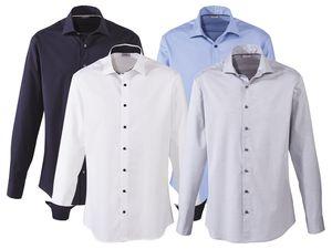 LIVERGY® Herren Hemd, Slim Fit