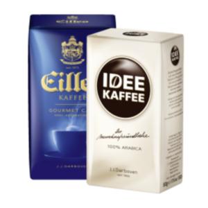 Eilles Gourmet, Idee Kaffee