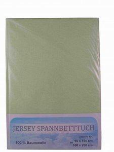 Jersey-Spannbetttuch