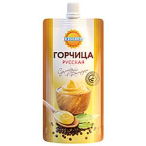"Senf ""Russkaja"" mit Sonnenblumenöl"