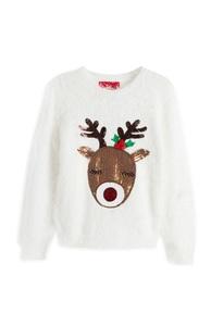 Weihnachtspullover (Teeny Girls)