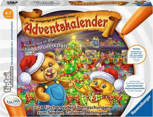 Ravensburger tiptoi Adventskalender