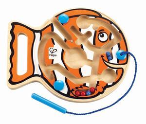 Hape Magnetspiel Dicker Fisch