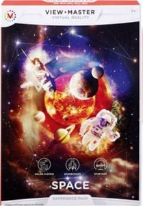 View-Master Erweiterung Themenwelt Weltraum