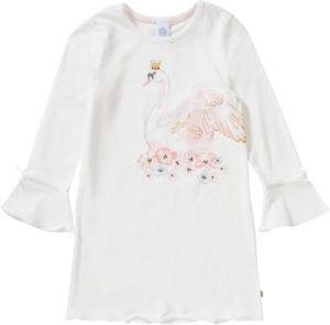 Nachthemd, Schwan Gr. 98 Mädchen Kleinkinder