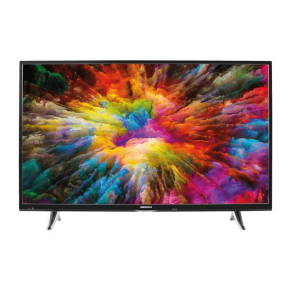 Medion Life X15025 Ultra Hd Smart Tv Von Aldi Nord Ansehen
