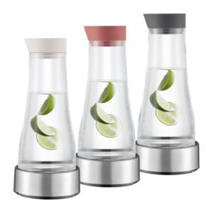 HOME CREATION     Glaskaraffe mit Kühlstation