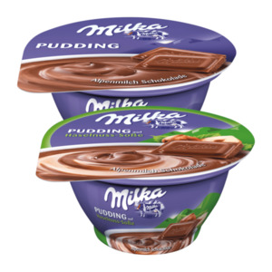 Milka Pudding