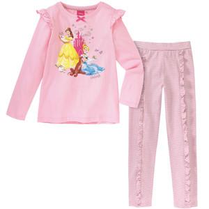 Disney Prinzessin Schlafanzug mit Print