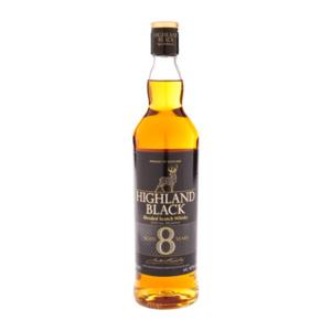 Highland Black 8 Years