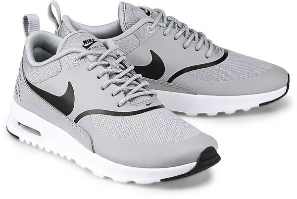 Sneaker Air Max Thea von Nike in grau für Mädchen. Gr. 36.5,37.5