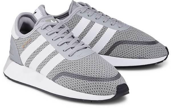 Sneaker N-5923 von Adidas Originals in grau für Mädchen. Gr. 38 2/3